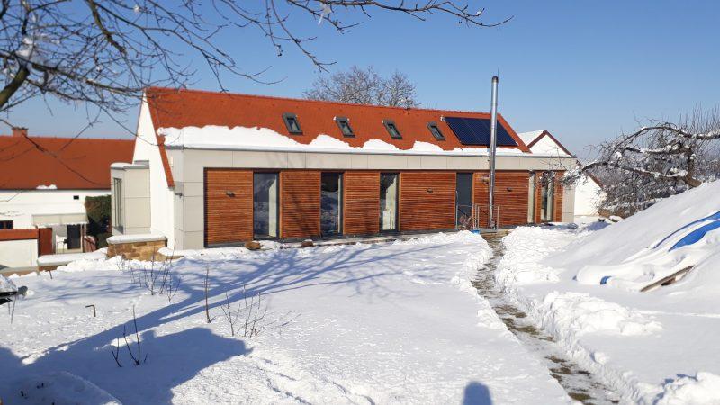 RD Vochov – Výsledný dům