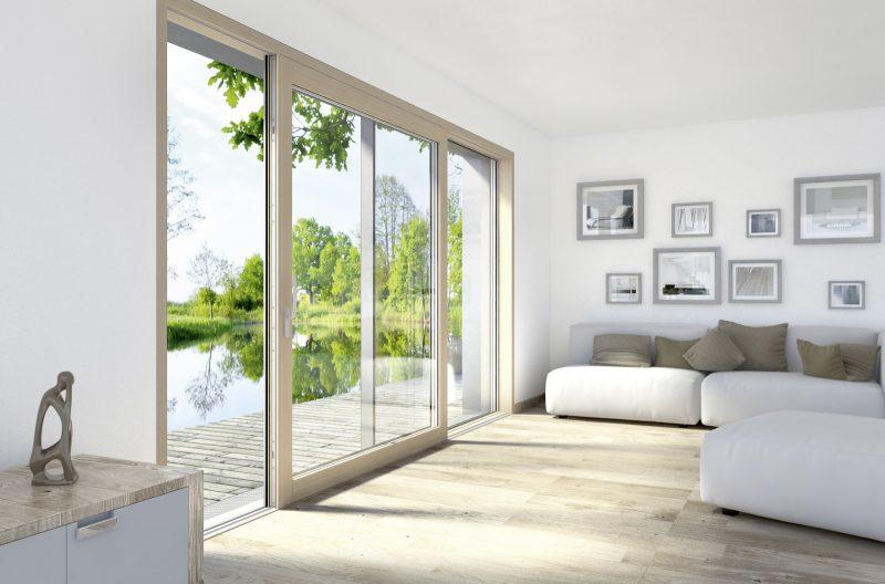 Dřevohliníková okna Internorm – výhody