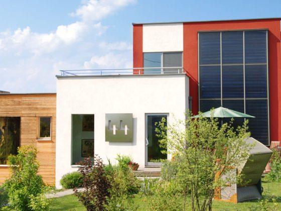 Výhody pasivních domů