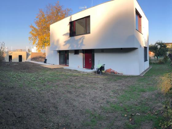 Rodinný dům ve Zbraslavi