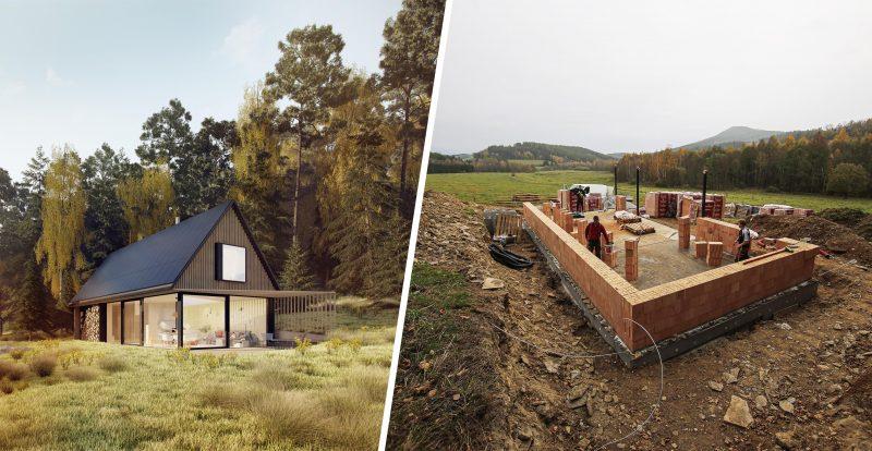 Jak bude vypadat první Český soběstačný dům