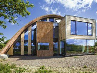 Pasivní dům s rekuperační jednotkou