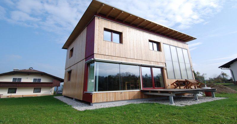 Stavba pasivního domu