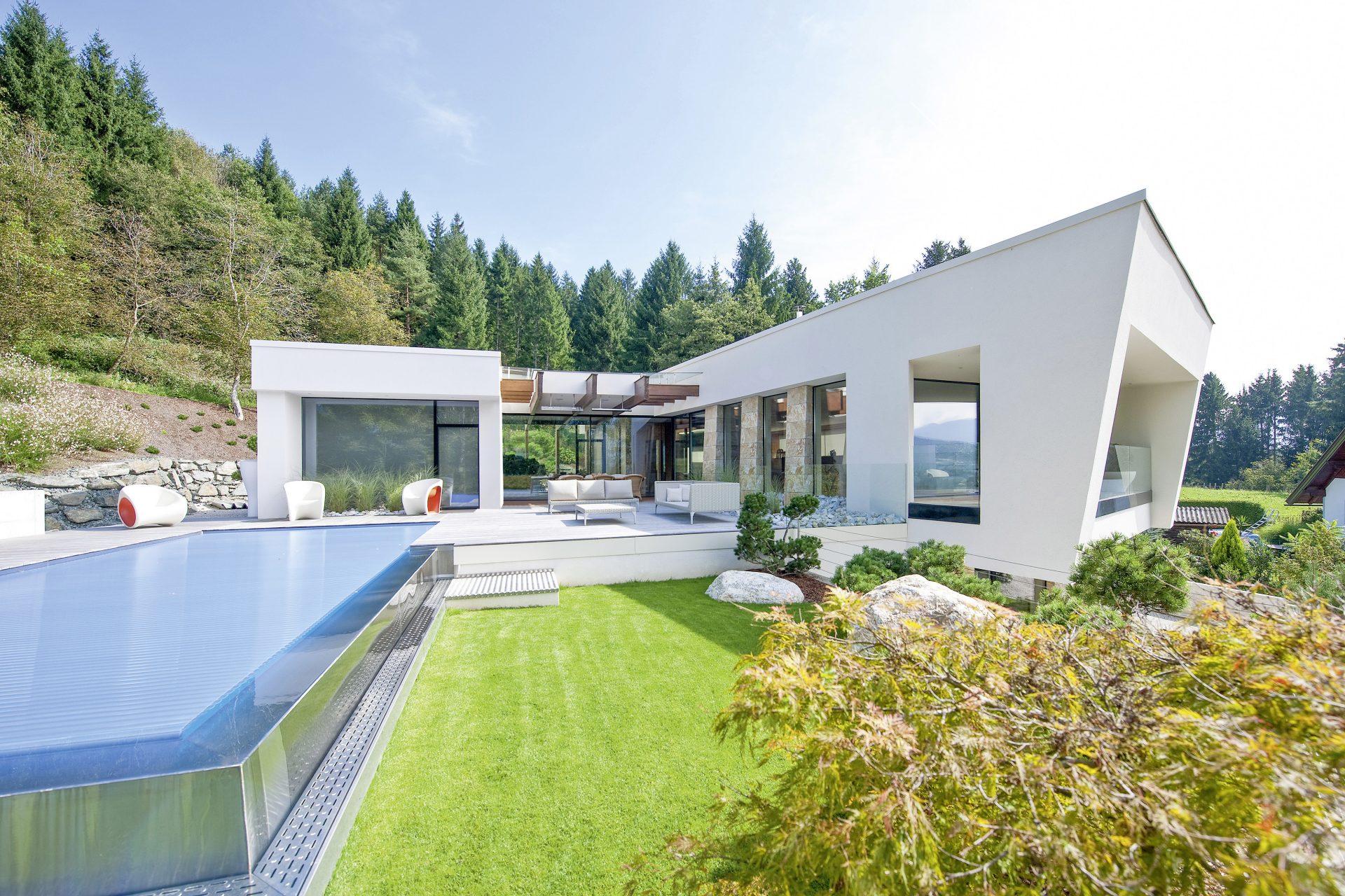 Střecha pasivního domu