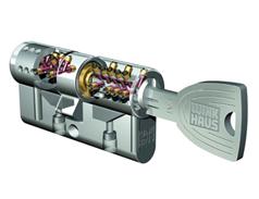 Bezpečnostní vložka Winkhaus keyTec X-tra